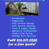 Movers Overland Park – Call 816-517-0560!