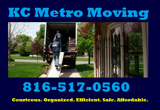 residential movers kansas city